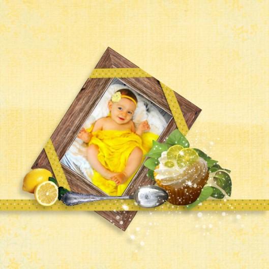 lemon taste